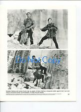 Sylvester Stallone Janine Turner Cliffhanger Original Press Still Movie Photo
