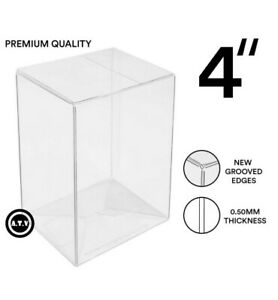 """ATV Protectors / Cases / for 4"""" Funko Pop Vinyl 0.5mm Thickness (1-100 pack)"""