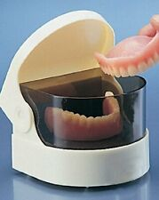 Sonic Denture Professional Cleaner Dental Care Cordless Bath Jewellery Ring