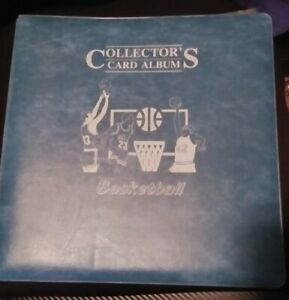 LeBron James 2003 RC &50 RCs in 25 Page Binder of NBA Basketball Cards Mj,Lakers