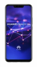 HUAWEI MATE 20 Lite 64gb [Dual Sim] [nero senza SIM-lock] bene