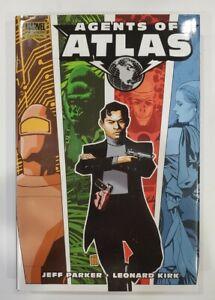 AGENTS OF ATLAS - Hardcover - Graphic Novel - Marvel