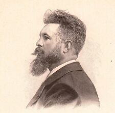 Portrait  Firmin Bouisset Moissac Tarn et Garonne Illustrateur Affichiste
