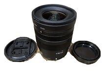 Used - Tokina FiRIN 20mm F/2 FE MF (for SONY E/full frame)