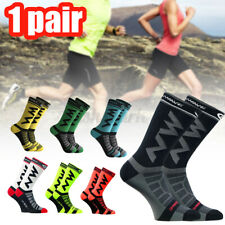 Unisex Breathable Compression Socks Below Knee Anti-friction Sports Stocking Men