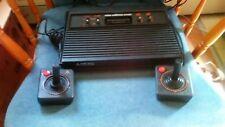 Atari 2600 Launch Edition Black Console