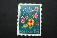 Polen, 1974, Blumenstrauss (gestempelt)