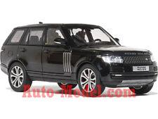 1:43 LCD Model 2017 Land Rover Range Rover Ligurian Black
