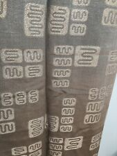 NOS Vtg 50s MID-CENT ABSTRACT Atomic MOD Midge Maisel Apt. GIMBELS Damask DRAPE