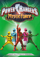 Power Rangers: Mystic Force - The Complete Ser New DVD