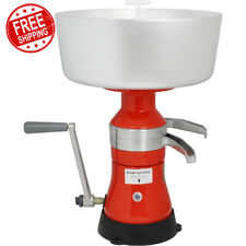 Milk Cream Separator Mechanic Manual 80lh 15 Metal Plastic