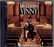 MY COUSIN VINNY original music by Randy Edelman, movie score on CD