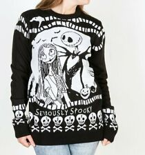 Official The Nightmare Before Christmas Knitted Jumper