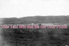 SX 596 - R.A.M.C Camp, Eastbourne, Sussex - 6x4 Photo
