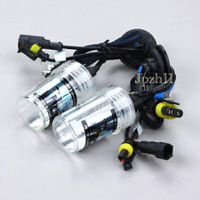 2X Car HID Xenon Headlight Lamp Light For H3 43K 4300K 55W Bulbs Replacement New