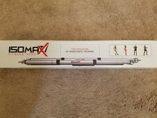 Isamax Fitness Rods Full Body workout  - Up to 50lbs resistance training