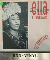 Thanks For The Memory - Ella Fitzgerald UK vinyl LP album record SHM3302 Ex+