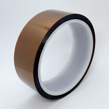 30mm X 33m 100ft Kapton Tape High Temperature Heat Resistant Polyimide Us Ship