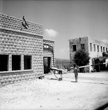 NORD LIBAN c. 1960 - Poste Frontière Liban-Syrie - Négatif 6 x 6 - LIBAN 40