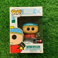 Funko Pop OOP Gamestop Exclusive South Park 14 Cartman With Clyde Collectable