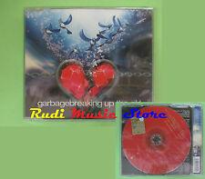 CD Singolo GARBAGE BREAKING UP THE GIRL 2002 UK 720.0101.122 MUSH101CDS (S16)