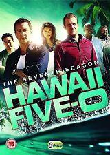 ❏ Hawaii Five-0 Season 7 DVD Complete 7th Seventh Series ❏ Genuine R2 Five o
