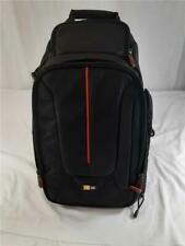 Case Logic  Camera Backpack  Black/ Orange