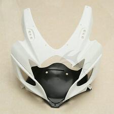 Unpainted Front Upper Fairing Cowl Nose For Suzuki GSXR600 GSX-R 750 2006 2007
