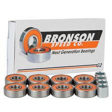 Bronson Speed Co. Next Generation G2 Skate Bearings