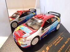 """CITROËN XSARA WRC N°68 DU RALLYE TOUR DE FRANCE """"ALSACE"""" 2010 1/43ème"""