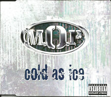 M.O.P. mop Cold As Ice w/ INSTRUMENTAL & VIDEO CD single SEALED USA seller 2001