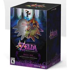 The Legend of Zelda Majora's Mask 3d Limited-edition Bundle - Nintendo 3ds