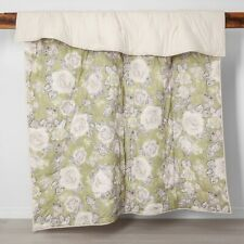Twin/Twin Xl Printed Quilt Sage Green Floral, Opalhouse - Brand New