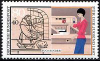 1318 postfrisch BRD Bund Deutschland Briefmarke Jahrgang 1987