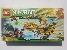 Lego NINJAGO 70503 The Final Battle Golden Dragon w/ Golden Ninja New Sealed
