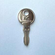 llave de repuesto t2051 para bosal oris remolque acoplamientos remol.//AHV Clave