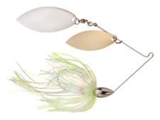 War Eagle Double Willow Nickle Frame Spinnerbaits Flash WE38NW21