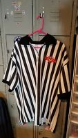 Vintage WCW Nitro Grill referee shirt Las Vegas 2XL  Authentic WWE WWF NWO NXT