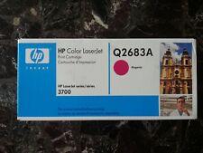 HP Genuine Colour Laserjet 3700 – Q2683A Magenta Toner Cartridge