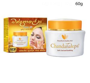CHANDANALEPA Herbal Cream Sandalwood for pimples, blackheads/whitehead