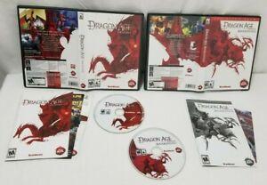 PC Dragon Age Origins & Awakening Expansion Pack Complete w/ Manuals