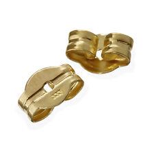 3paar Echte 333 Gelbgold Ohrmutter Ohrringe Ohrstecker Pousetten Ohrstopper 2000