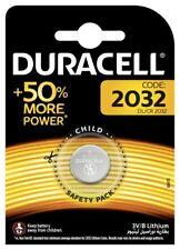 Pile Duracell Cr2032 Lithium À 3 V
