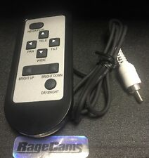 HD Remote Control for De-Fog Oceanled Eye Ocean EYES Led GEN2 HD Camera Bronze