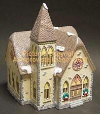 Snow Village Dept 56 REDEEMER CHURCH! 51276 NeW! MINT! FabULoUs!