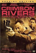 The Crimson Rivers: Angels of the Apocalypse (DVD, Special Edition) SEALED