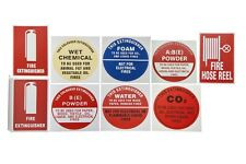 FIRE EXTINGUISHER Signs. Price per sign