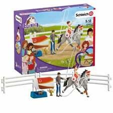 obstáculos Horse Club torneo accesorios Schleich 42271 springparcours