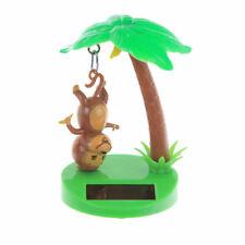 Monkey prohibición Flip Flap Solar Powered luz activado novedad Bailando Con Figura