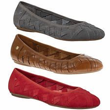Hush Puppies Suede Casual Shoes for Women